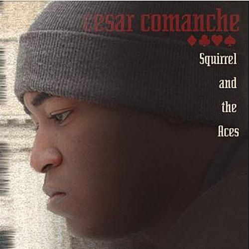 Squirrel And The Aces by Cesar Comanche