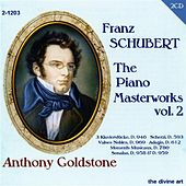 Schubert, F.: The Piano Masterworks, Vol. 2 by Anthony Goldstone