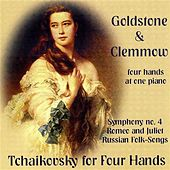 Tchaikovsky for Four Hands by Anthony Goldstone
