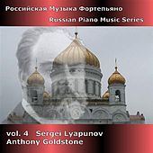 Russian Piano Music Series, Vol. 4 by Anthony Goldstone