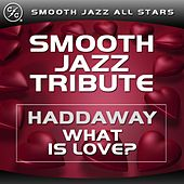 What Is Love (Haddaway Smooth Jazz Tribute) by Smooth Jazz Allstars
