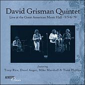 Live At The Gamh 1979 by David Grisman