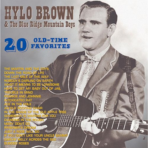 20 Old-Time Favorites by Hylo Brown
