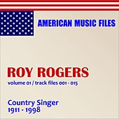 Roy Rogers - Volume 1 (Mp3 Album) by Roy Rogers