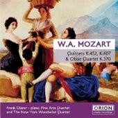 Mozart Quintet And Quartet by Fine Arts Quartet