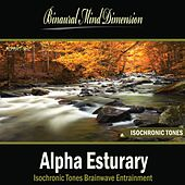 Alpha Esturary: Isochronic Tones Brainwave Entrainment by Hypnosis Audio Center