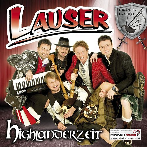 Highlanderzeit by Die Lauser