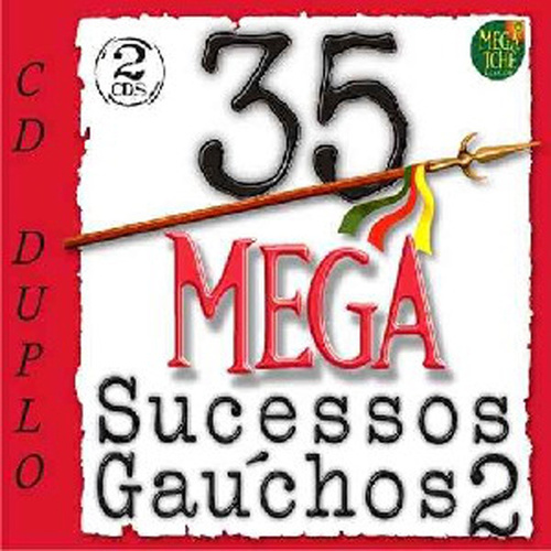 35 Megas Sucessos Gaúchos 2 by Vários Artistas