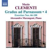 Clementi: Gradus ad Parnassum, Vol. 4 (Nos. 66-100) by Alessandro Marangoni