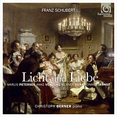 Schubert: Lieder & Vocal Quartets by Various Artists