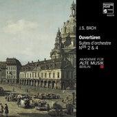 J.S. Bach: Suites pour orchestre No. 2 & 4 by Akademie für Alte Musik Berlin