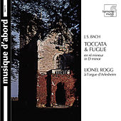 J.S. Bach: Toccata & Fugue in D Minor by Lionel Rogg