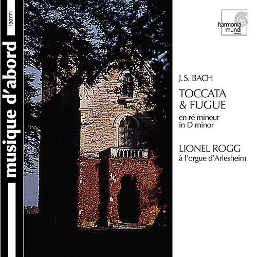 J.S. Bach: Toccata & Fugue in D Minor by Lionel Rogg