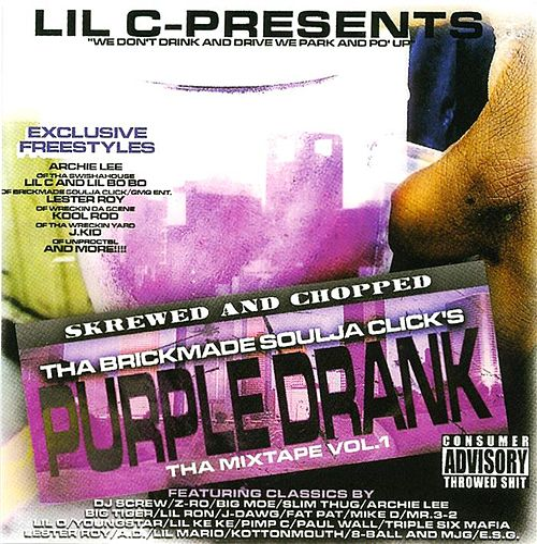 Purple Drank Mixtape Vol. 1 by Various Artists