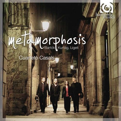 Metamorphosis by Cuarteto Casals