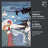 Mussorgsky: Pictures at an Exhibition - Stravinsky: The Rite of Spring by Various Artists