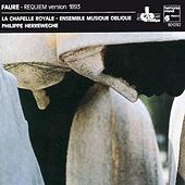 Fauré: Requiem, Op. 48 (version 1893) by Various Artists