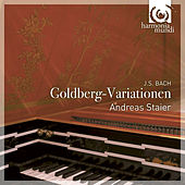 Bach: Goldberg Variationen by Andreas Staier
