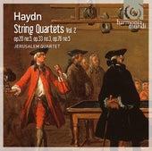 Haydn: String Quartets, Vol.2 by Jerusalem Quartet