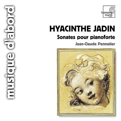 Jadin: Sonates pour pianoforte by Jean-Claude Pennetier