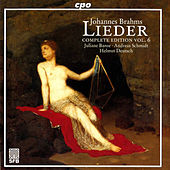 Brahms: Lieder (Complete Edition, Vol. 6) by Andreas Schmidt