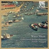 Haendel: Water Music by Philharmonia Baroque Orchestra and Nicholas McGegan