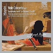 Haydn: Violin Concerto No.1 by Gottfried von der Goltz and Freiburger Barockorchester