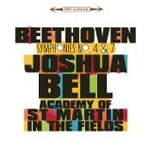 Beethoven: Symphonies 4 & 7 von Joshua Bell