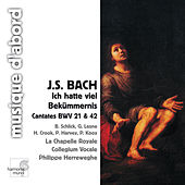 J.S. Bach: Cantatas, BWV 21 & 42 by Various Artists