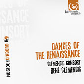 Dances of the Renaissance by René Clemencic and Clemencic Consort