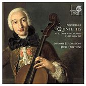 Boccherini: Quintettes avec deux violoncelles by Ensemble Explorations and Roel Dieltiens