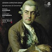 J.C. Bach: Symphonies & Concertos by Akademie für Alte Musik Berlin and Stephan Mai