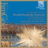 Bach: Brandenburgische Konzerte by Akademie für Alte Musik Berlin