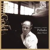 Chopin: Préludes, Op.28 by Alain Planès