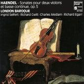 Handel: Sonatas, Op.5 by Various Artists