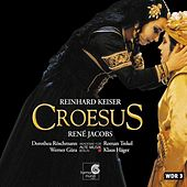 Keiser: Croesus by Various Artists
