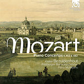 Mozart: Piano Concertos K.453 & 482 by Various Artists