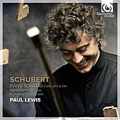 Schubert: Piano Sonatas D.840, 850 & 894 by Paul Lewis