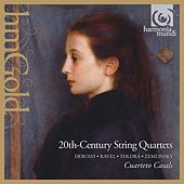 20th century String Quartets by Various Artists