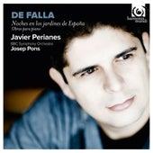 Manuel de Falla: Noches en los jardines de España by Javier Perianes
