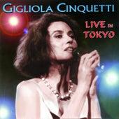 Live in Tokyo by Gigliola Cinquetti