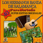 Puro Norteno 40 Super Exitos Originales by Los Hermanos Banda De Salamanca