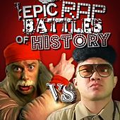 Hulk Hogan and Macho Man vs Kim Jong-Il by Epic Rap Battles of History