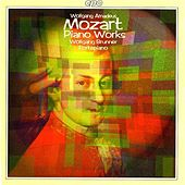 Mozart: Piano Works by Wolfgang Brunner
