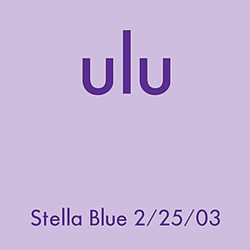 2/25/03 Stella Blue Asheville by ulu