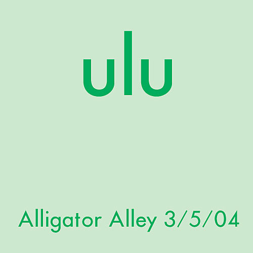3/5/04 Alligator Alley by ulu