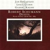 Schumann: Duets by DeGaetani/Guinn/Kalish