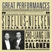 Sibelius and Nielsen Violin Concertos by Cho-Liang Lin