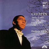Twelve Etudes, Op. 10 and Four Rondos, Ops. 1, 5, 16, 73 by Frederic Chopin