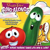 More Sunday Morning Songs With Bob & Larry by VeggieTales